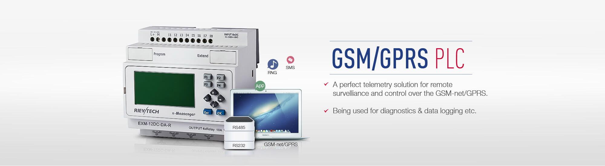 gsm-plc